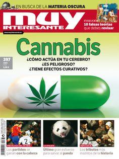 Ya está en la calle la nueva Muy Interesante número 197 del mes de junio. ¿te gusta nuestra portada? #cannabis