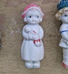 Vintage frozen charlotte