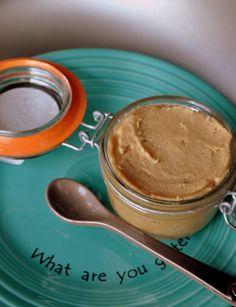 Maple Cinnamon Cashew Butter from @Kristján Örn Kjartansson Schoels