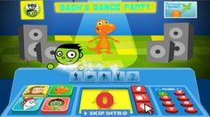 Dash's Dance Party Exercise/Dance Game: Great for indoor recess or brain breaks if you have a Smartboard!