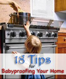Babyproofing Your Home: 18 Tips little P is on the move!
