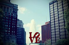 Love Park, Philly