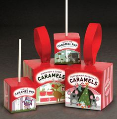 rout 29, candy packaging, caramels, box, packag design, kid packag, candi packag, blog, candy package