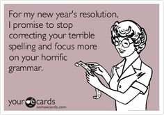 Funny New Year's Eve Cards 2012