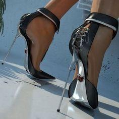 heel empir, shoe fetish, yummi shoe, uniqu shoe