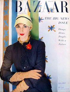 Harper's Bazaar July 1951