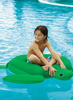 Fun pool floats for kids!