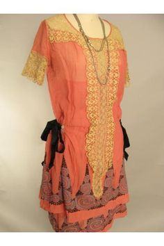 20's Flapper dress from Fashion House Vintage
