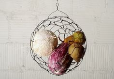 JOINERY - Wire Basket - LIVING