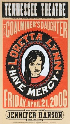 loretta lynn print