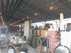 Fabulous Flea Markets -- Kane County Flea Market in St. Charles, Illinois