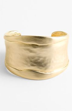 Nordstrom 'Tribal Metal' Statement Cuff via @Nordstrom