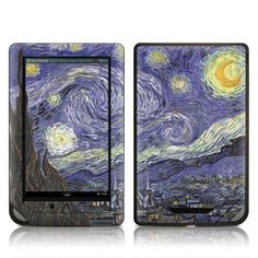 Starry Night Nook Cover & matching wallpaper