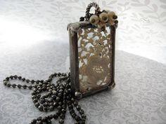soldered pendant