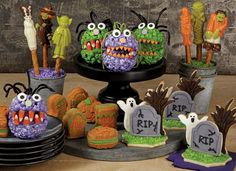 Create some spooky fun with tasty Halloween sweet treats. - Capper's Farmer Magazine