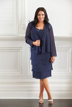 plus size attire peplum