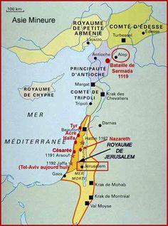 Les quatre premières croisades - Histoire - Fantastique - Autres