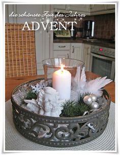 X mas on pinterest garten cottages and advent for Gartendeko advent