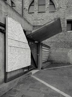 Carlo Scarpa, Universita di Venezia. Venice Italy. 1966