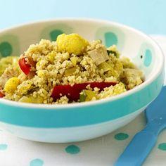 Turkey Couscous | Thanksgiving Leftovers Recipes - Parenting.com