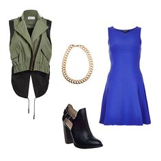 5 Easy Ways to Work a Vest Into Your Spring Styling Mix. #spring #style