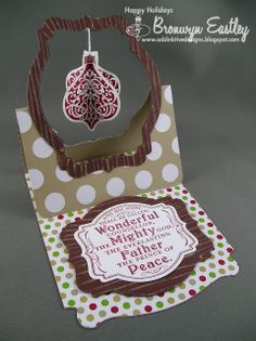 Ornament Easel