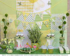 Super Fun Spring Party Idea's!! :)