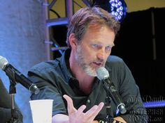 Stephen Moyer Joins