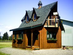 "My dream cottage: ""Baby Bear"""