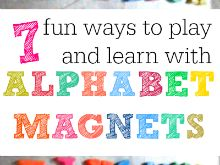 7 Fun and Easy Ways to Teach With Alphabet Magnets | Parents | Scholastic.com