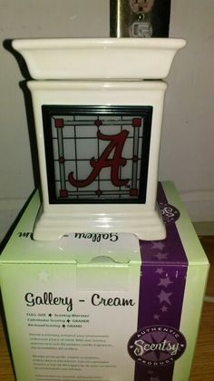Tammiknott.scentsy.us #Alabama #crimson tide