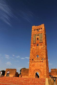 Mosquée de Mansourah Tlemcen