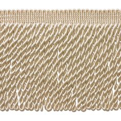 Amazon.com: 6 Inch Bullion Fringe Trim, Style# BFS6 Color: NATURAL - A2, Sold By the Yard: Arts, Crafts & Sewing