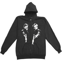 Boondock Saints - Hooded Sweatshirts - Movie - Tv Xx-largeFrom #Rockabilia Price: $57.95 Availability: Usually ships in 1-2 business daysShips From #and sold by RockabiliaAverage customer review:   1 customer reviews