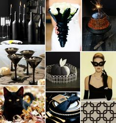 Mood Board Monday: Black