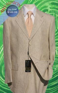 Nice linen suit