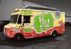 Big Truck Tacos! Delicious tacos, burritos, gorditos...530 NW 23 St. OKC, OK