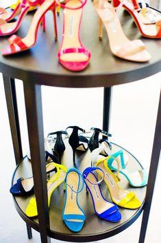 Shoe Heaven Manolo Blahnik - Peony Lim
