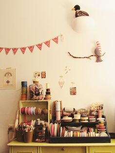 lovely craft space