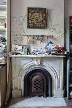 Inside artist Louise Bourgeois' New York home - Telegraph