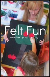 Flannel Board Stories   Teach Preschool