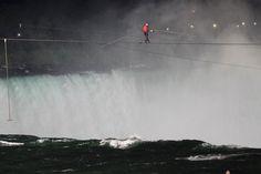 Nik Wallenda, Niagara Falls