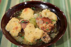 the chew | Recipe  | Daisy's Chicken And Dumplings