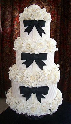unique #wedding cake
