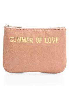 Rebecca Minkoff, Summer of Love Cory Pouch
