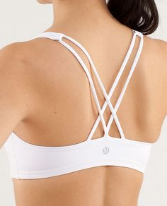 "Lulu Lemon - Free To Be Bra : Spring 2013, Olivia Pope, Scandal, Episode 222 ""White Hats Back On"""