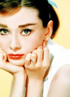 Audrey Hepburn️PM