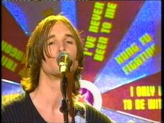 "blast from the past - Tim Wheeler from Ash sings ""I only want to be with you"""