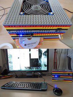 Lego Computer