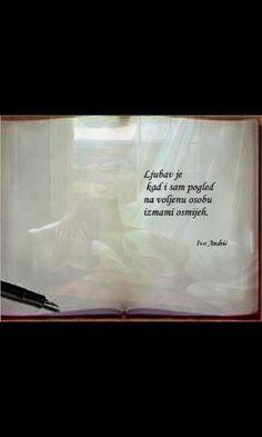 Ivo Andric - Love is...